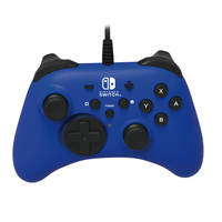 NSW HORI WIRED CONTROLLER - BLUE