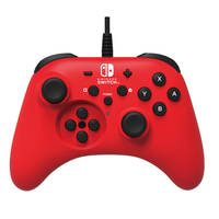 NSW HORI WIRED CONTROLLER - RED