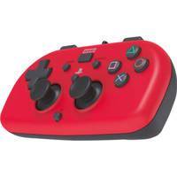 PS4 HORI WIRED MINI GAMEPAD - RED
