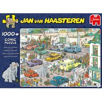 Jumbo Jan van Haasteren gaat winkelen - 1000 stukjes