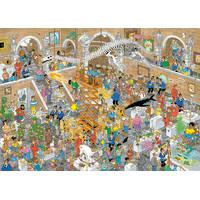 JVH EEN DAGJE NAAR HET MUSEUM (2X1000)