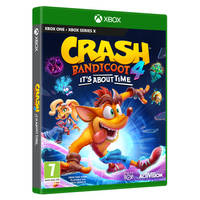 Xbox Series X & Xbox One Crash Bandicoot 4 It's About Time