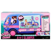 L.O.L. SURPRISE 4-IN-1 GLAMPER