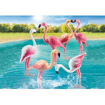 PLAYMOBIL 70351 ZWERM FLAMINGO'S