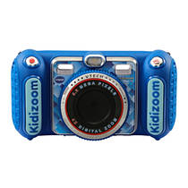 VTech KidiZoom Duo DX camera - blauw