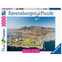 Ravensburger puzzel Kaapstad - 1000 stukjes