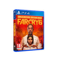 PS4 FAR CRY 6 GOLD
