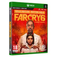 Xbox Series X & Xbox One Far Cry 6 Gold Edition