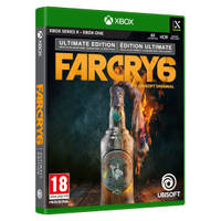 Xbox Series X & Xbox One Far Cry 6 Ultimate Edition