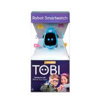 TOBI ROBOT SMARTWATCH- BLAUW