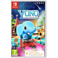 Nintendo Switch Yono and the Celestial Elephants - code in a box