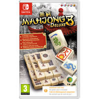 Nintendo Switch Mahjong Deluxe 3 - code in a box