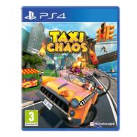 PS4 Taxi Chaos