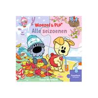 Woezel & Pip puzzelboek alle seizoenen