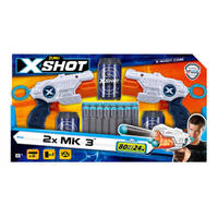 Zuru X-Shot Barrel Breaker TK-3 blasters