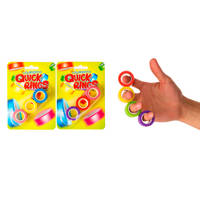 Magnetic Quick Rings set 3-delig