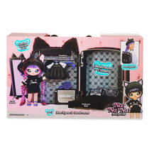 NA! NA! NA! SURPRISE 3IN1 BACKPACK BLACK