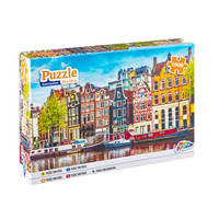 Grafix puzzel Amsterdam - 1000 stukjes