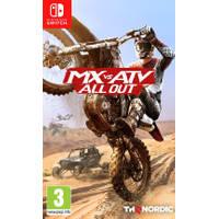 Nintendo Switch MX vs ATV All Out