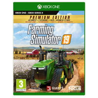 Xbox Series X & Xbox One Farming Simulator 19 Premium Edition
