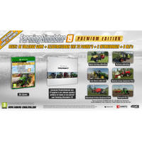 XONE FARMING SIMULATOR 19 PREMIUM EDITI