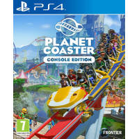PS4 Planet Coaster