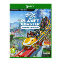 Xbox Series X & Xbox One Planet Coaster Console Edition