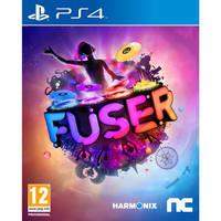 PS4 FUSER