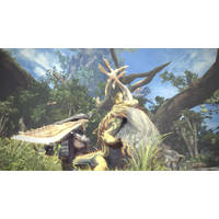 PS4 MONSTER HUNTER WORLD PLAYSTATION HIT