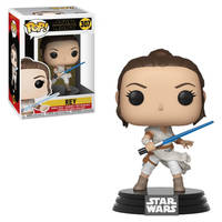 Funko Pop! figuur Star Wars: The Rise of Skywalker Rey