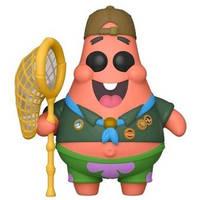 POP! SPONGEBOB - PATRICK IN CAMPING GEAR