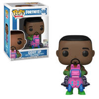 Funko Pop! figuur Fortnite Giddy Up