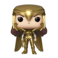 POP! WONDER WOMAN 1984 - GOLDEN ARMOR WW