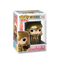 POP! WONDER WOMAN 1984 - GOLDEN ARMOR WW