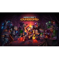NSW MINECRAFT DUNGEONS