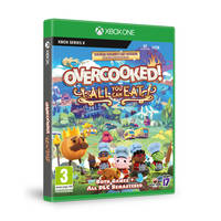 Xbox Series X / Xbox One Overcooked! All You Can Eat
