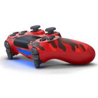 PS4 DUALSHOCK RED CAMO