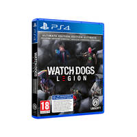 PS4 & PS5 Watch Dogs Legion Ultimate Edition