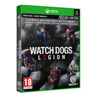 Xbox Series X & Xbox One Watch Dogs Legion Ultimate Edition
