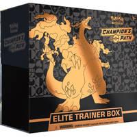 Pokémon TCG Champion's Path elite trainer box