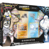 Pokémon TCG Champion's Path Special Pin Collection Circhester