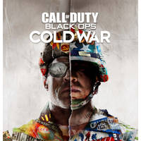 XBX CALL OF DUTY COLD WAR