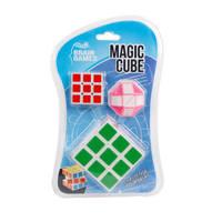Braingames puzzelkubus set 3-delig
