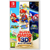 Nintendo Switch Super Mario 3D All-Stars