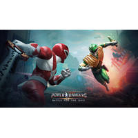 PS4 POWER RANGERS:BATTLE FOR THE GRID-CO