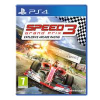 PS4 Speed 3: Grand Prix Explosive Arcade Racing