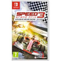 Nintendo Switch Speed 3: Grand Prix Explosive Arcade Racing