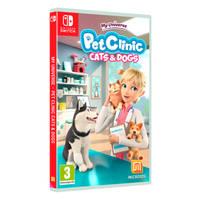Nintendo Switch My Universe: Pet Clinic Cats & Dogs