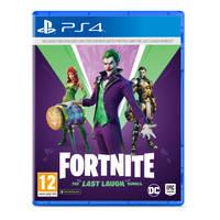 PS4 Fortnite: The Last Laugh Bundle