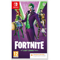 Nintendo Switch Fortnite: The Last Laugh Bundle